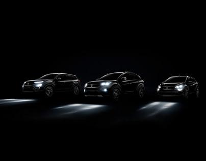 TATA Motors Dark Range CGI