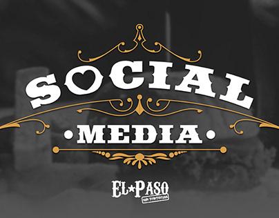 Social Media El paso