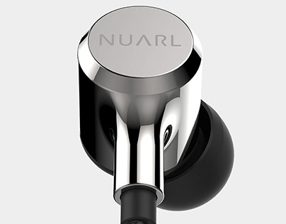 NUARL NX01A HDSS Hi-Res STEREO EARPHONE