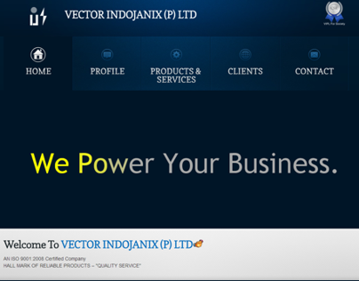 Vector Indojanix (P) Ltd