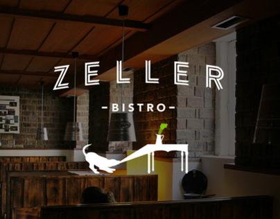 ZELLER BISTRO Branding