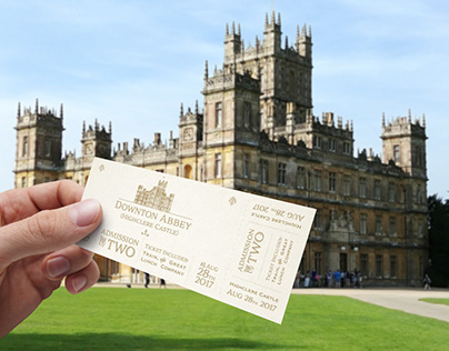 Highclere Castle Ticket