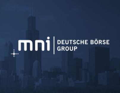 MNI | Deutsche Boerse Group Web concept