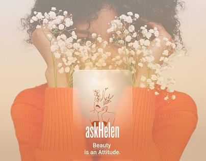 askHelen - Beauty App