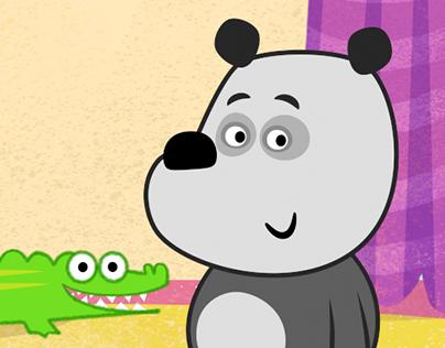 Cartoon show pitch