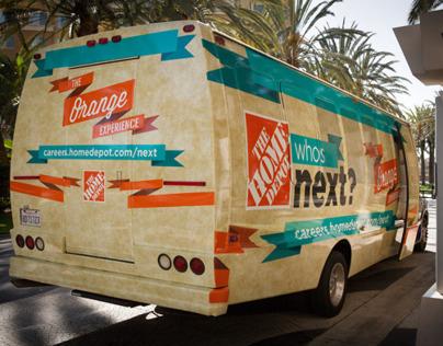 Orange Experience Event Branding