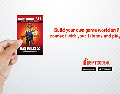 Buy Roblox Gift Card to Upgrade Your Avatar