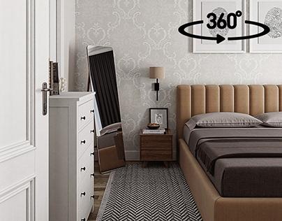 SKANDI bedroom