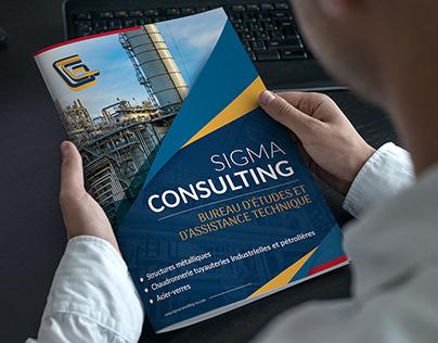 """Catalog """"SIGMA CONSULTING3"""
