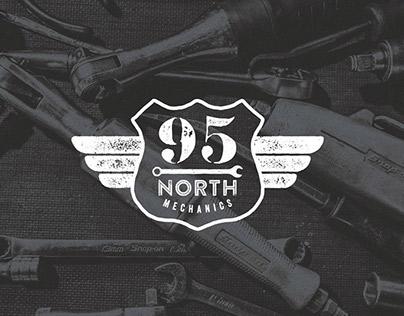 95 North Branding