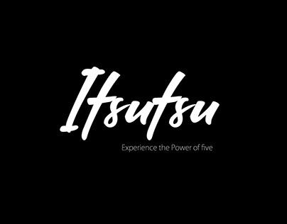 Japanese Tableware: Itsutsu