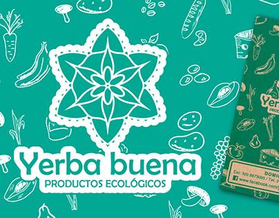YERBA BUENA BRANDING