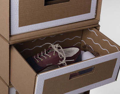 Shoedresser / Emballage