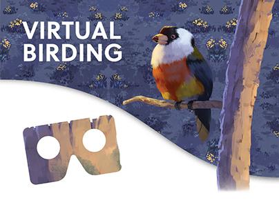 Virtual Birding • AR / Strategic Design
