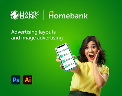 Halyk Bank | Homebank (имиджевая реклама)