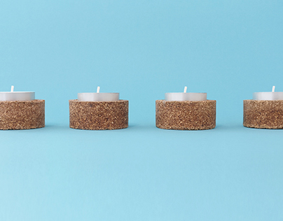 CC // Cork Candle