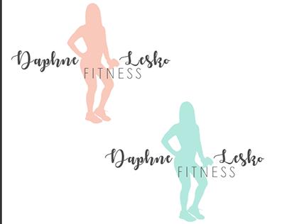Daphne Lesko Fitness Logo