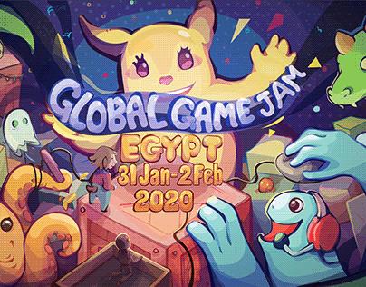 Global Game Jam (Egypt 2020)