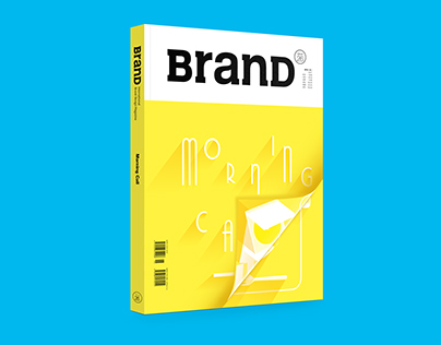 "BranD MAGAZINE issue 26 ""Morning Call"""