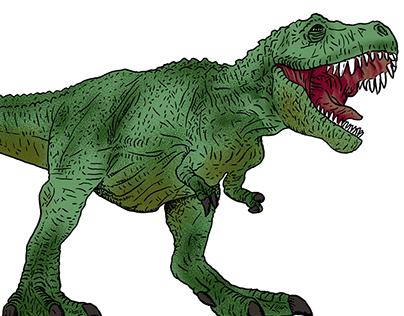 Dinosaurus Rex