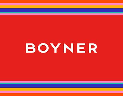 BOYNER CONCEPT DESIGN