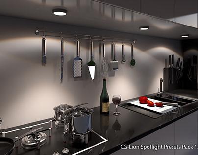Advanced Architectural Lighting Shader for Blender