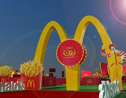 Macdonald's zone