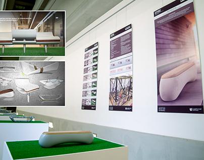 Concrete Printing Exhibition Video