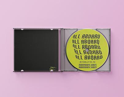 Ship - cd booklet