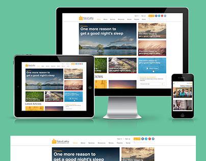 Maher Kaddoura Website