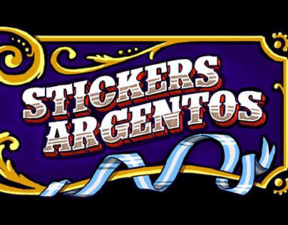 Stickers argentos para Whatsapp