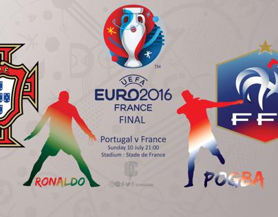 Uefa Euro 2016 Final