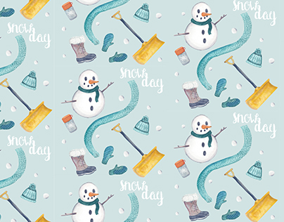Snow Day / Winter Pattern