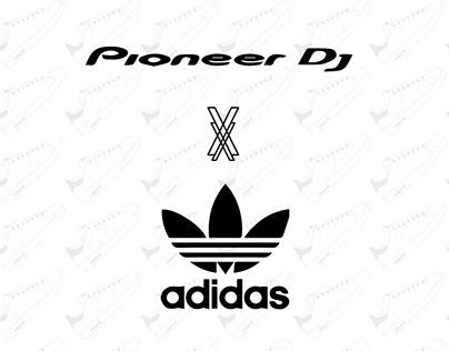 Pioneer DJ X Adidas