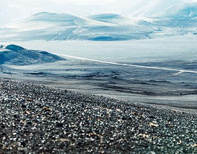"""Landmannalaugar (""""The People's Pools""""), Iceland"""