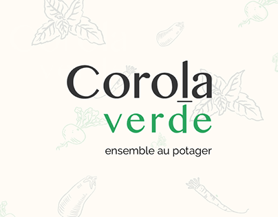 Corola Verde // Projet de diplôme