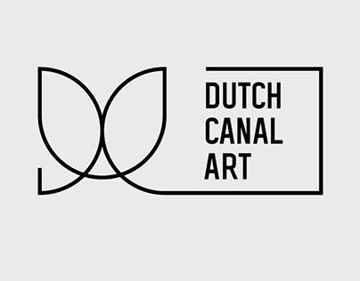 Logo design Dutch Canal Art