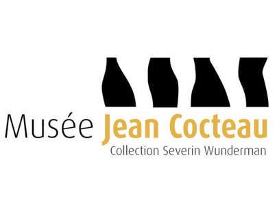 Identité visuelle musée Jean cocteau