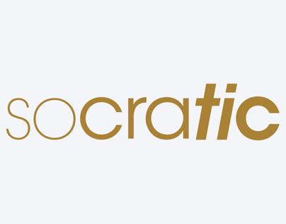 Socratic Logo
