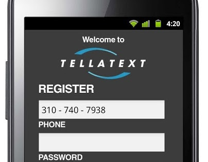 TellaText Android App