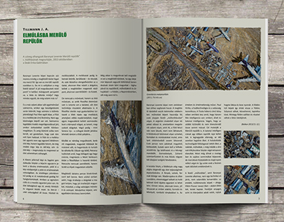 Levente Baranyai: Diving Planes / Catalogue