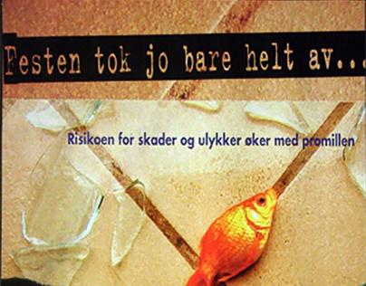 Campaign Poster Bryggeriforeningen
