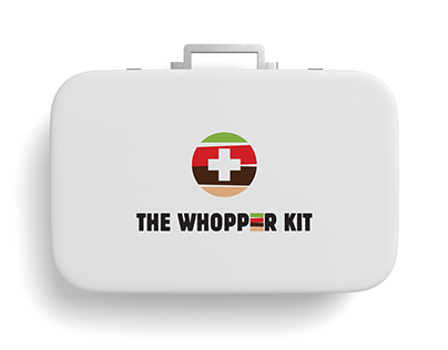 Burger King - The Whopper Kit