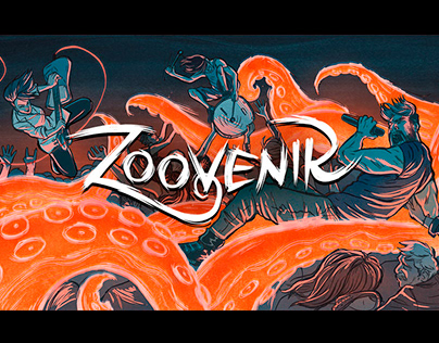 Zoovenir! - Illustrated concert