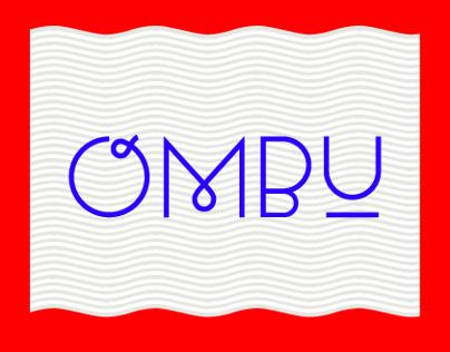 OMBU | Font