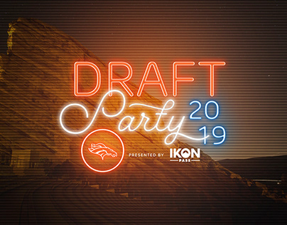2019 Denver Broncos Draft Party