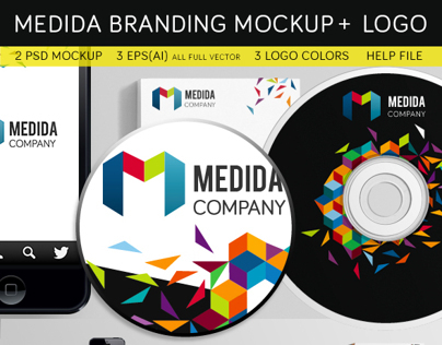 Medida Branding Mockup