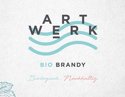 ARTWERK Bio Brandy - Branding & Communication