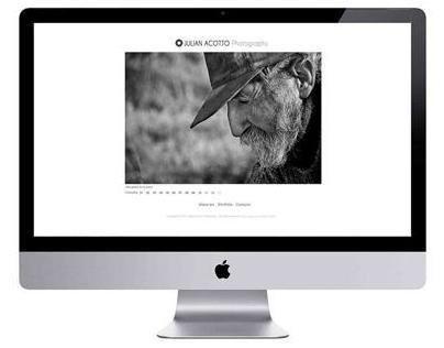 Julian Acotto • Website