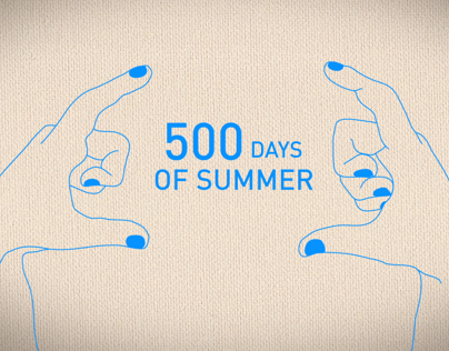 '500 Days of Summer' Title Sequence